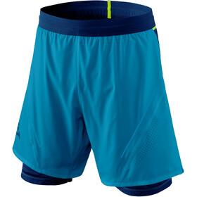 Dynafit Alpine Pro Pantaloncini 2in1 Uomo, blu